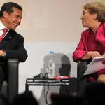 Chile: prioridad de Bachelet es la Copa América y no Humala