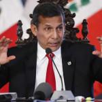 Popularidad de Ollanta Humala y Nadine Heredia sube en julio