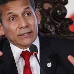 Encuesta CPI: popularidad de Ollanta Humala es de 19,4%