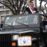 Parada Militar: Ollanta Humala encabeza desfile