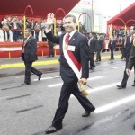 Parada Militar: Ollanta Humala pide combatir la desigualdad