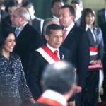 Fiestas Patrias: presidente Ollanta Humala asistió a misa y Te Deum