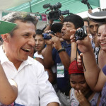 Ollanta Humala reitera defensa a primera dama Nadine Heredia