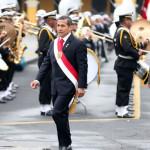 Ollanta Humala alcanza 17 % de aprobación en agosto
