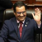 Iberico anuncia que Pleno del Congreso sesionaría los miércoles