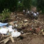 India: deslizamientos de tierra por lluvias causan 38 muertes