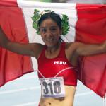Inés Melchor y su emotivo mensaje antes de competir por el oro