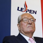 Francia: Jean-Marie Le Pen sigue militando en Frente Nacional