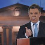 Colombia: presidente Santos valora alto el fuego de las FARC