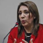 Julia Príncipe representará al Minjus ante Comisión de Lavado de Activos