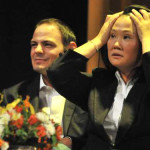 Keiko Fujimori: piden investigar a su esposo por lavado de activos