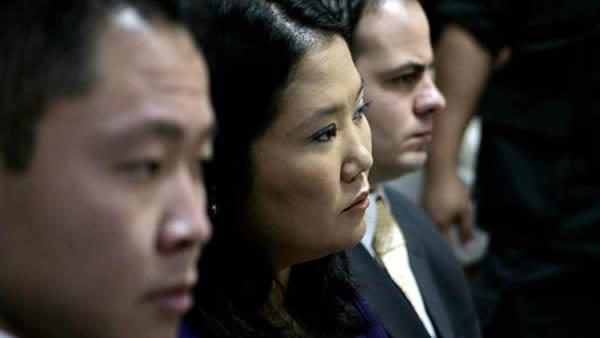 Keiko Fujimori: piden a Fiscalia investigar a Mark Vito Villanella