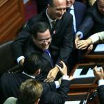 Mesa Directiva: Luis Iberico es el nuevo presidente del Congreso