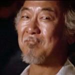 Día del Maestro: peruanos se llaman Miyagi y Roshi