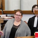 Francia: 9 años de cárcel a mujer que mató a sus 8 bebés (VIDEO)