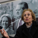 Portugal: muere socialista histórica Maria Barroso