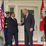 Humala y Biden tratan por teléfono temas comerciales del TPP