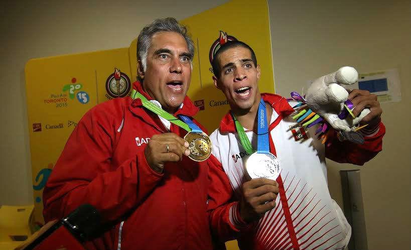 medalla de oro boza y fiol itea