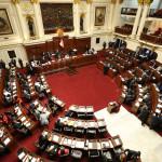 Congreso: hoy vence plazo de inscripción para mesa directiva