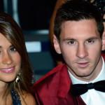 Argentina: esposa de Lionel Messi es internada en hospital