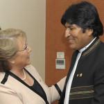 """Evo: Chile incumplió compromiso de dialogar """"sin excluir tema del mar"""""""