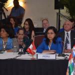 Perú exhorta a empoderar a mujeres y niñas en América Latina