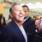 Ricardo Montaner llega a Lima y es recibido por fans peruanos
