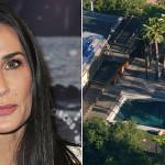 """Demi Moore """"en shock"""" por muerte de joven en su piscina"""