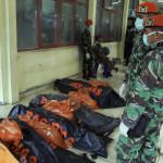 Indonesia: ascienden a 135 los muertos al estrellarse avión militar