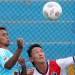 Deportivo Municipal y Sporting Cristal chocan en Villa El Salvador