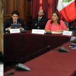 Nadine Heredia formaliza acción de amparo contra comisión Belaunde Lossio