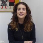 Hija de Gian Marco cantó a beneficio de niños enfermos