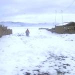 Senamhi: arequipeños soportan frío de hasta -18 grados Celsius