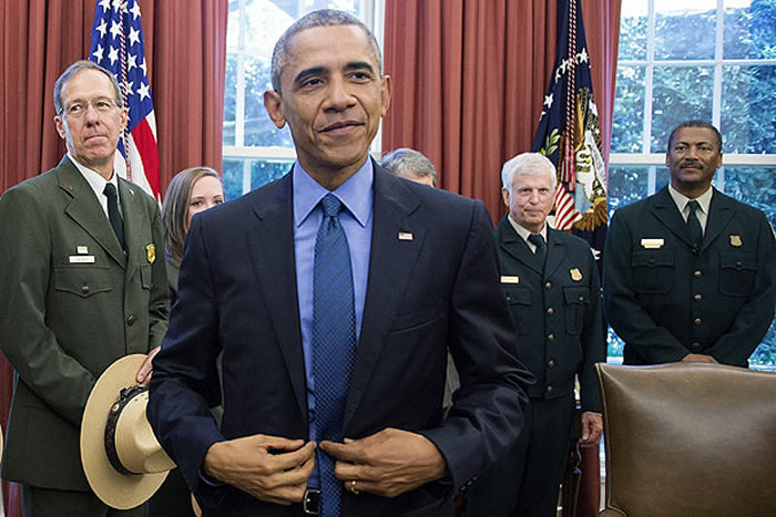 Barack Obama primer presidente en visitar prisión federal