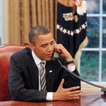 Barack Obama habla por teléfono con Tsipras sobre la crisis griega