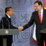 """Mariano Rajoy: """"Eliminación de la visa Schengen es irreversible"""""""