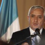Guatemala: PJ revocó amparo provisional de presidente Pérez Molina (VIDEO)