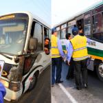 Lima: sacarán de circulación a 29 empresas de transporte