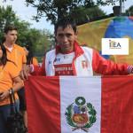 Toronto 2015: Pacheco segundo en maratón y medalla de plata a Perú