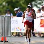 Raúl Pacheco lamenta oro perdido en maratón y pide más apoyo