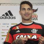 """Paolo Guerrero en Flamengo: """"Daré mi sangre para ganar"""""""