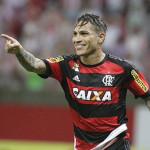 Paolo Guerrero: revive el gol del peruano ante Gremio (VIDEO)