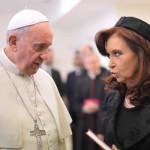Francisco: pide más compromiso con la paz y justicia en Argentina