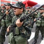 Parada Militar: doce mil personas participan del desfile