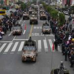 Fiestas Patrias: delegaciones militares del extranjero en Parada Militar