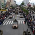 Fiestas Patrias: los tuits del Desfile y Parada Cívico-Militar