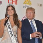 Miss Universo responde a ataque de Donald Trump