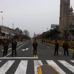 Parada Militar: 8 mil policías resguardan seguridad en avenida Brasil