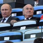 Mundial de Rusia 2018: Putin y Blatter presidirán sorteo