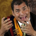 "Ecuador: Rafael Correa tilda de ""vergüenza ajena"" informe HRW"
